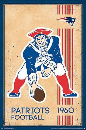 This Day in Boston History, November 22nd, 1959. Boston Patriots Team Added to AFC. On this day the American Football League added the Boston Patriots as a new team. They played their first three season at Boston University's Nickerson Field, (formerly the site of the Boston Braves' home ballpark Braves Field). The Patriots finished the season with a record of 5-9.