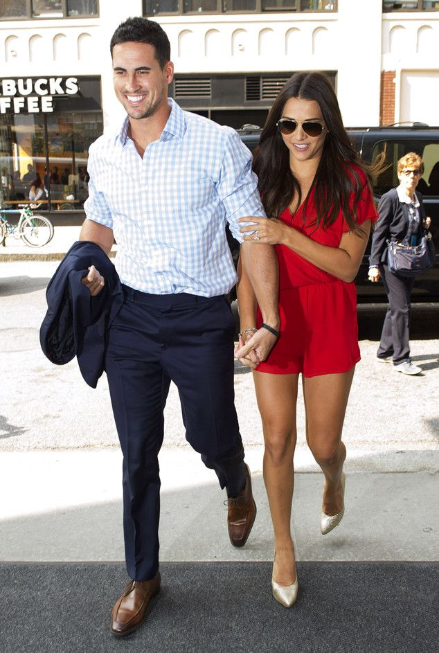 Wait, Are Andi Dorfman and Josh Murray Throwing Shade at Each Other on Twitter?!  Andi Dorfman, Josh Murray