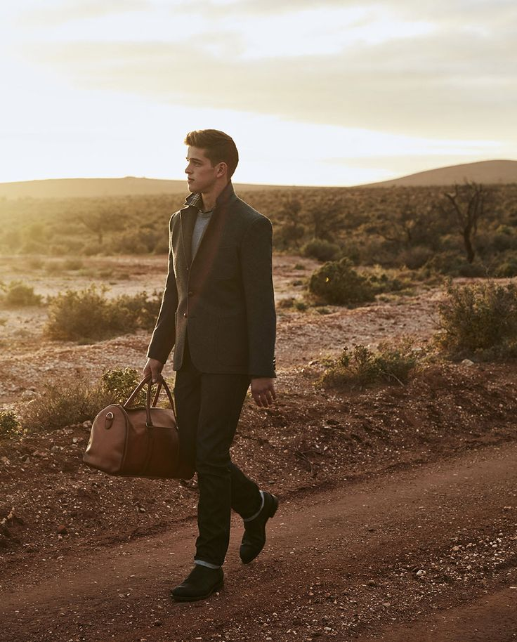 R.M.Williams | Autumn 17 Mens Collection
