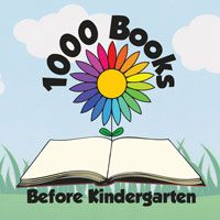 1,000 Books Before Kindergarten-Great library list of recommended books for preschoolers