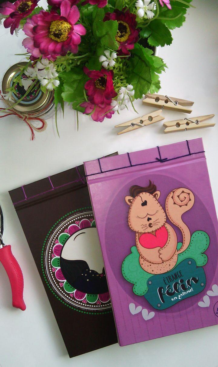 libretas Ilustradas - Ilustración digital Melisa Amaya Ilustradora & diseñadora © Todos los Derechos Reservados