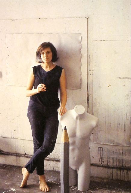 Was very fortunate to meet Vija when I worked at MOCA. I did a book signing for her. Have always loved her work.