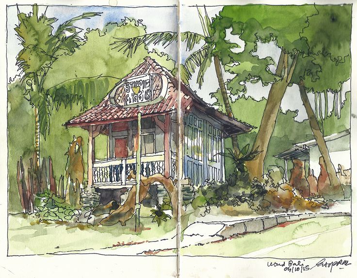 "https://flic.kr/p/Pcgwys | ""Ubud, Bali, Indonesia"" (2016)"