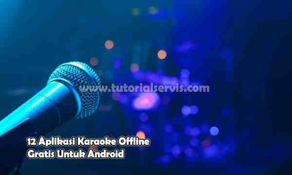 Aplikasi Karaoke Offline Teknologi Musik Bernyanyi