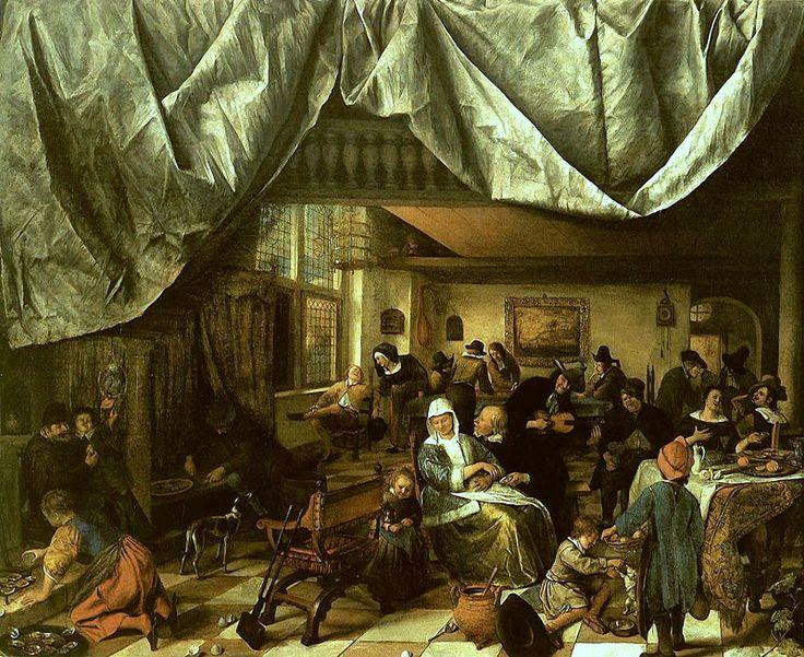 Steen, Life of Man 1665