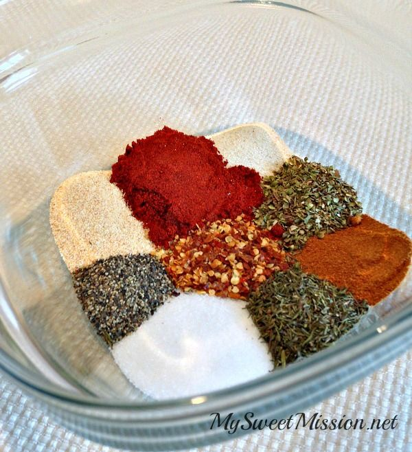 Cajun Spice Mix Recipe | Recipes | Pinterest