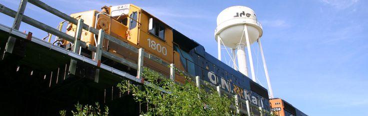 Polar Bear Express Train - Ontario Northland