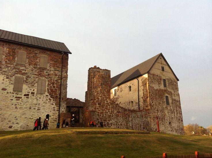 Kastelholms Slott paikassa Kastelholm, Sund