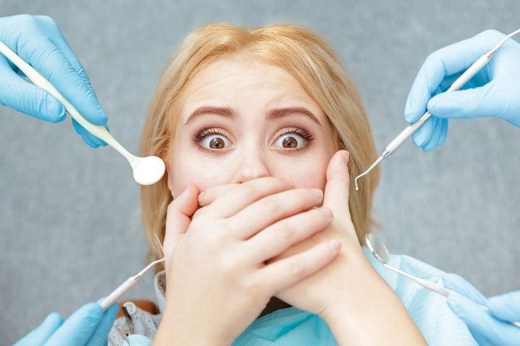 Las personas que padecen miedo patológico al dentista tienen peor calidad de vida  #odontología