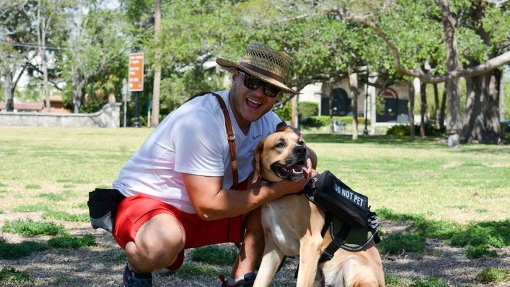 Cincinnati veteran receives service dog for PTSD recovery #cincinnati http://local12.com/news/local/cincinnati-veteran-receives-service-dog-for-ptsd-recovery?utm_campaign=crowdfire&utm_content=crowdfire&utm_medium=social&utm_source=pinterest