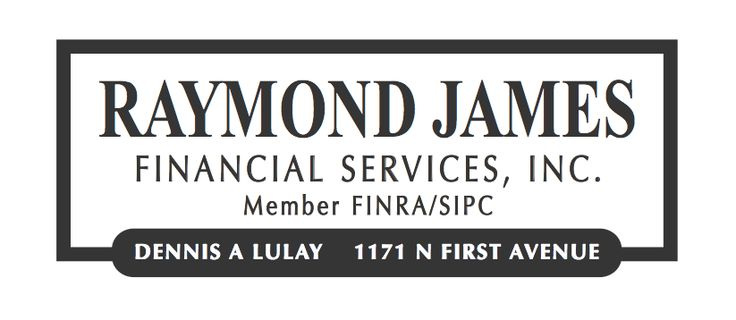 Office signs for Raymond James Financial Services. Law ...