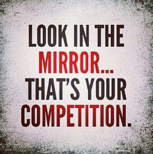 Don't worry about the competition.. - Corey Miller - Google+