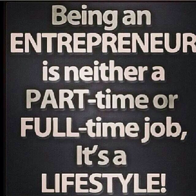 Being an Ambit Energy Consultant means being an entrepreneur 24/7. Always working and always living at the same time.