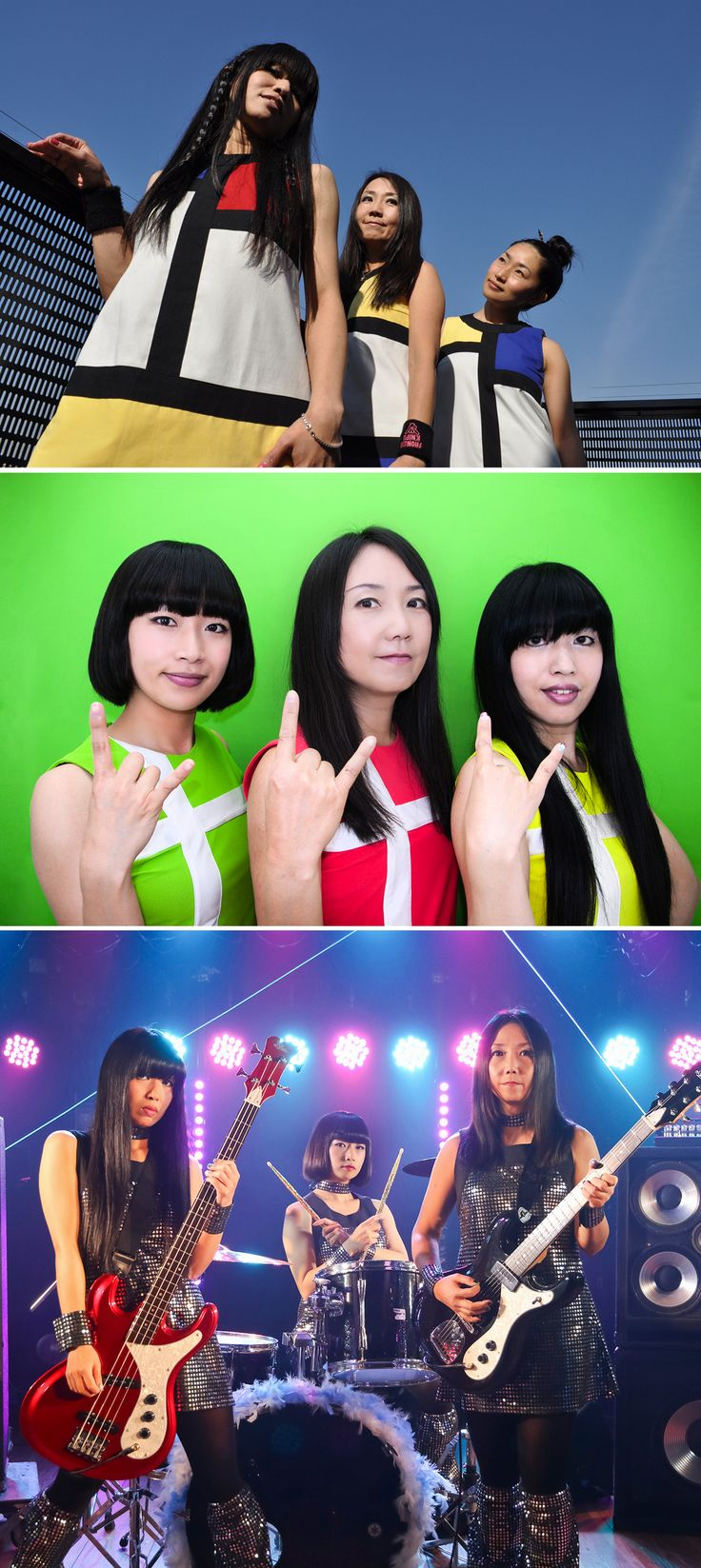 This weeks #SundaySessions are brought to you all the way from Japan courtesy of #ShonenKnife - the most lovable punk band on the planet! Check out our interview and their smooth playlist.