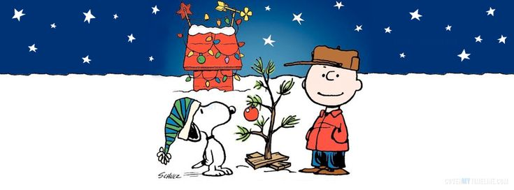 Christmas – A Charlie Brown Christmas  Facebook Timeline Cover on http://www.covermytimeline.com