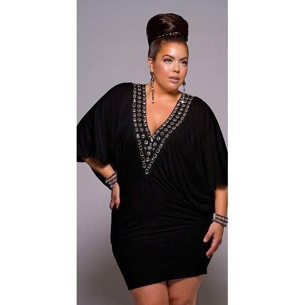 10  ideas about Plus Size Black Dresses on Pinterest  Full ...