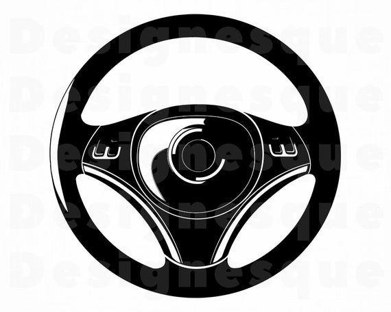 Steering Wheel Svg Car Svg Steering Wheel Clipart Steering Etsy Steering Wheel Svg Clip Art