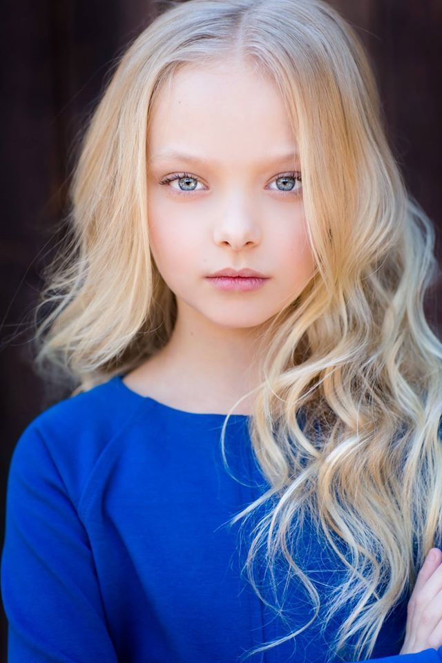 Young Model - Amiah Miller, Alex Kruk Photography  Удивительный Мир Маленьких Детей   Дети -1952