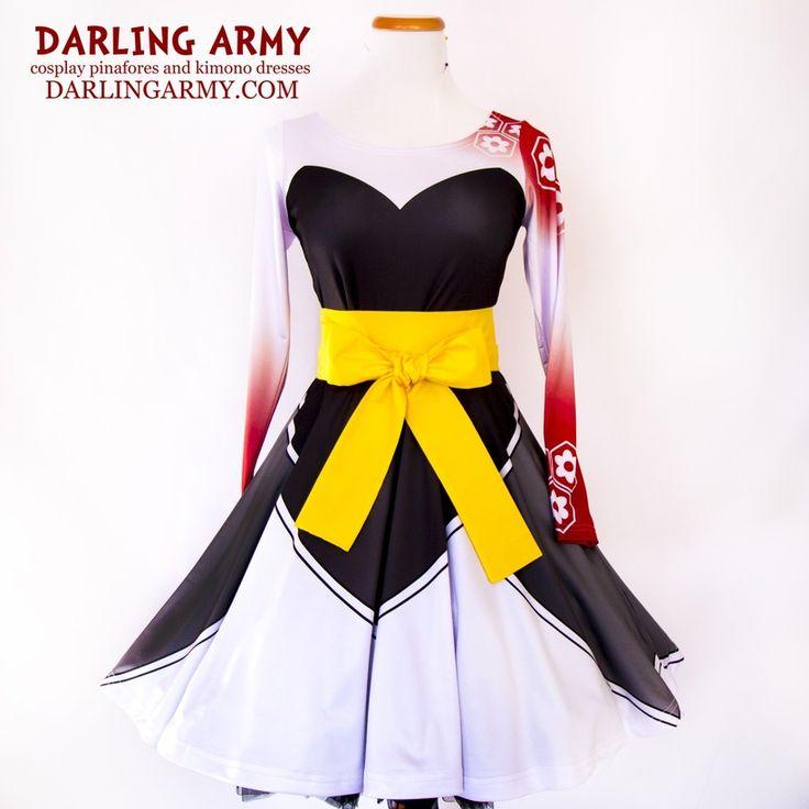 Sesshoumaru Inuyasha Sesshomaru Cosplay Printed Dress | Darling Army