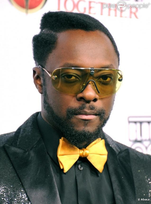 Will.I.Am (rapper, singer, entrepreneur, and DJ, also known for The Black Eyed Peas and The Voice UK)