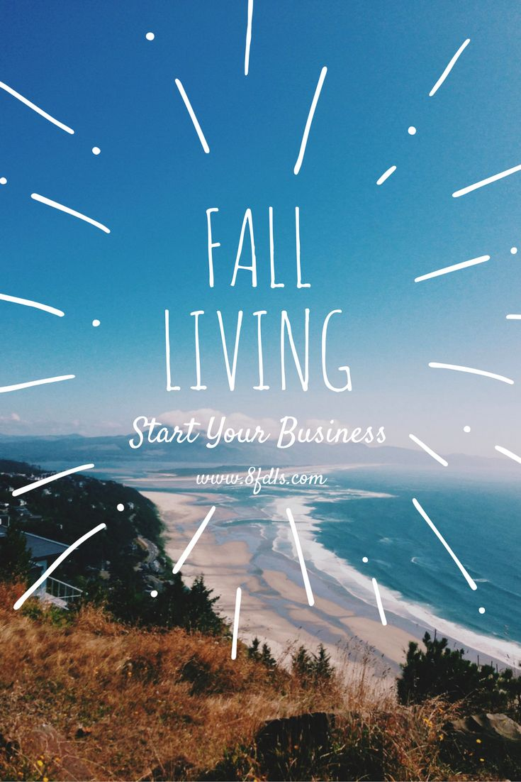 """Are you Living this Fall. Or just """"buying"""" time. Dare to be rich...you deserve it."""