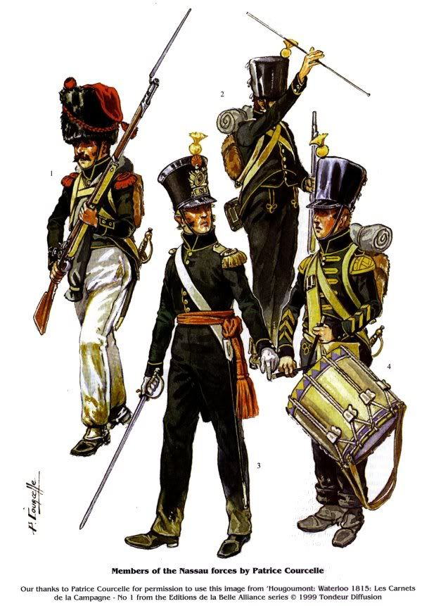 Duche of Nassau