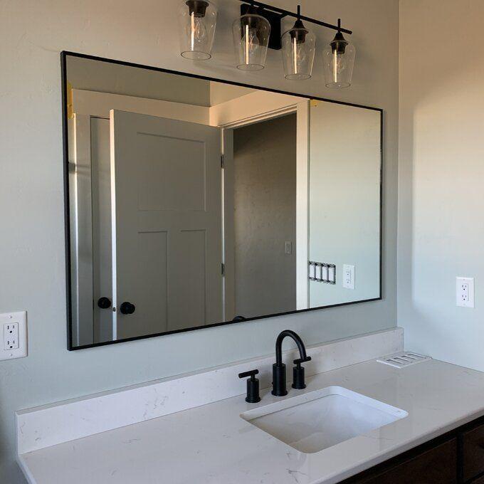 37+ Bathroom vanity mirror options inspiration