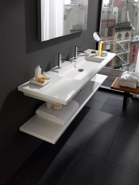 LAUFEN Living Square collection