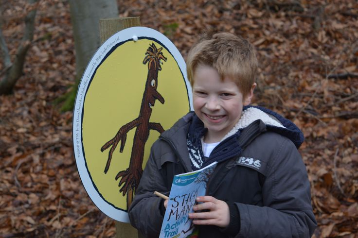 Stickman Trail Beechenhurst, Forest of Dean Gloucestershire - Forestry Commission - see how much fun we had and where to find your nearest Trail - as well as details of when you can see the Stickman Film over the festive period. #CountryKids