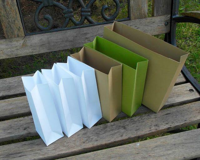 Gift bag punchboard - Tüte in Größe XXXL uuuund Auslosung