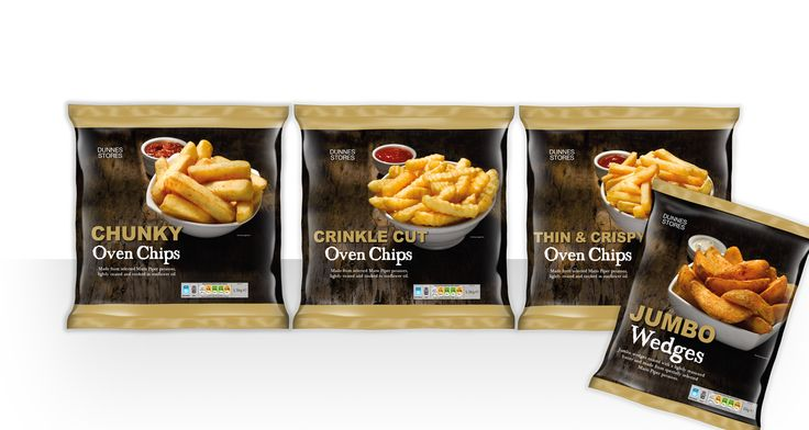 Dunnes Stores Frozen Chips