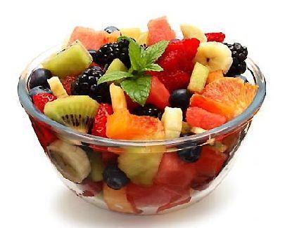 Детские фруктовые салаты рецепты с фото