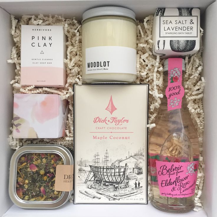 Teak & Twine | Custom Bridesmaid Gift Box