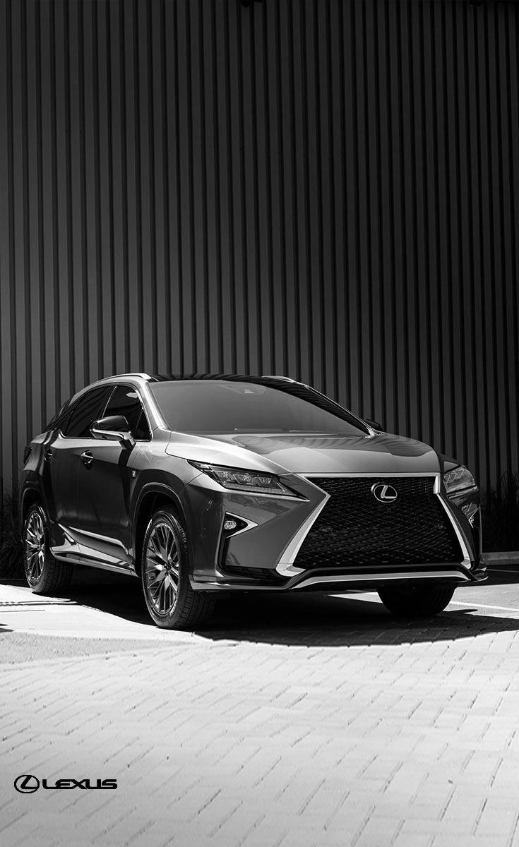 Style in sharp focus. The 2017 Lexus RX F SPORT. Click to learn more about the l… – My style of Cars