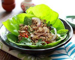 Pork Larb | Pork Larb Recipe | Easy Asian Recipes at RasaMalaysia.com