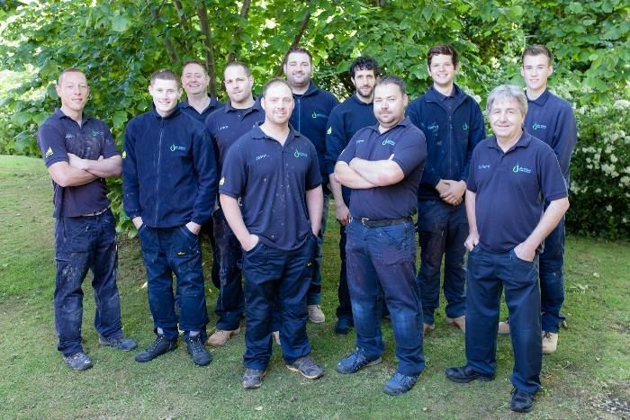 Wiltshire heating and plumbing firm lead the fight against legionella
