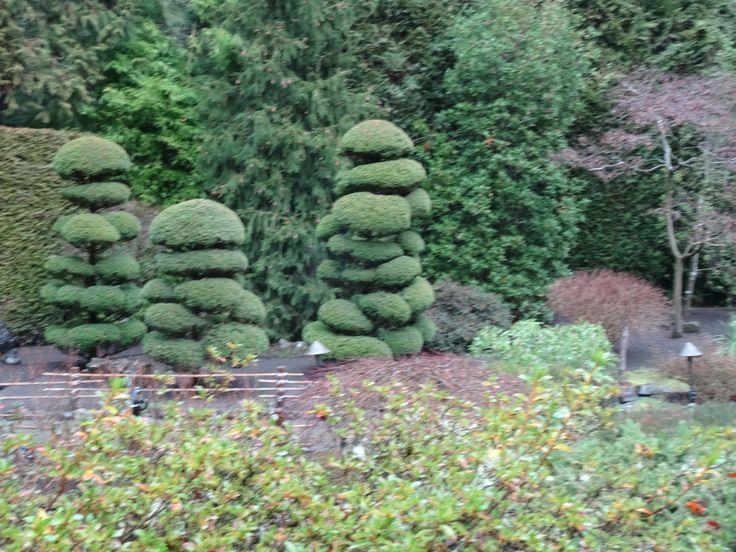 Buchart Garden, Victoria, BC Canada