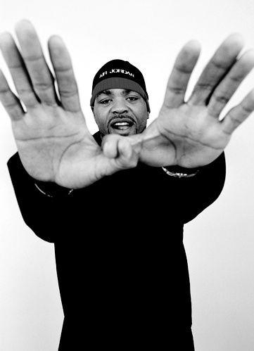 Method Man of the Wu-Tang Clan