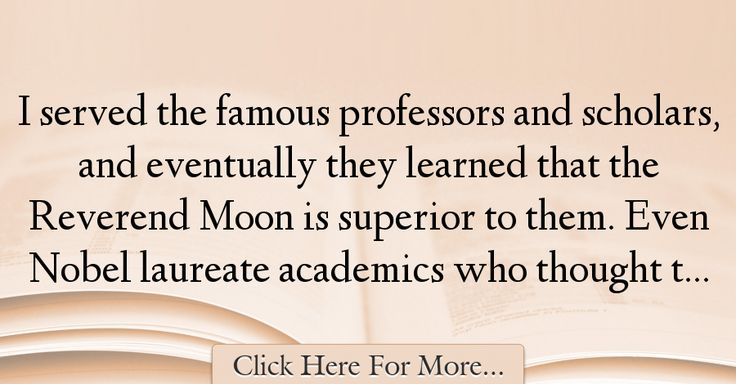 Sun Myung Moon Quotes About Knowledge - 39219