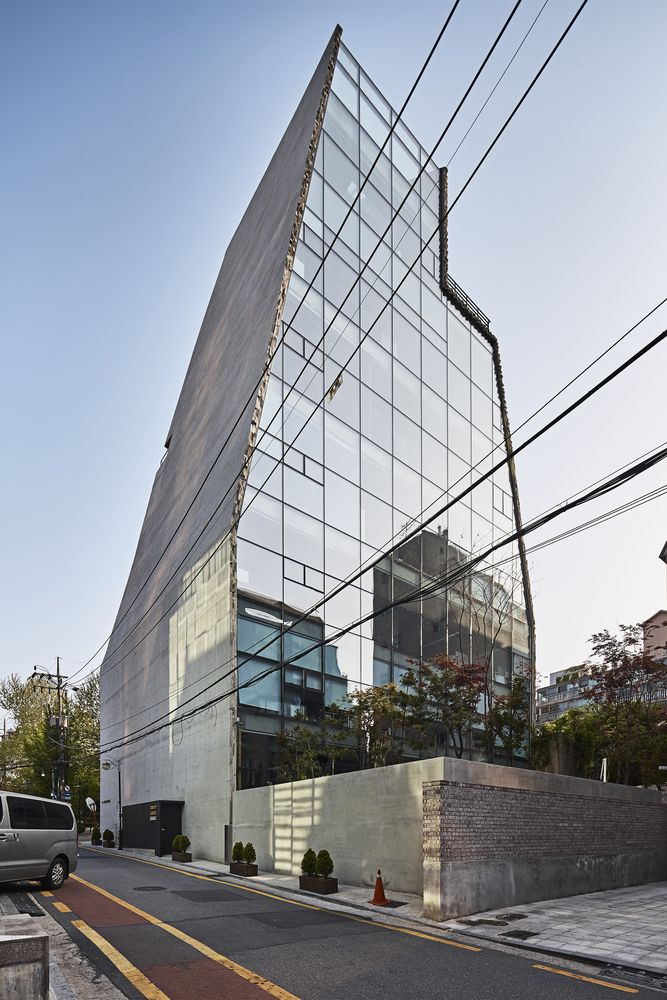 Gallery Of I Tower Chiasmus Partners 2 Architecture Exterior Tower Architecture