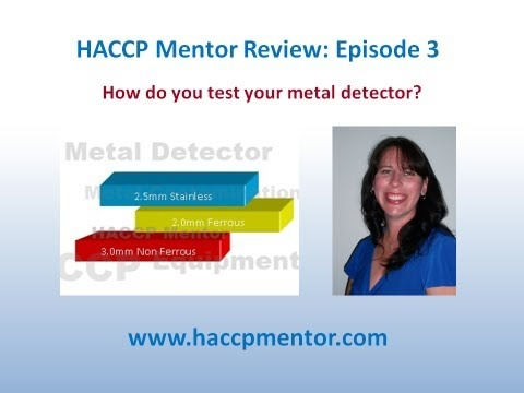 Episode 3: How do you test your metal detector?