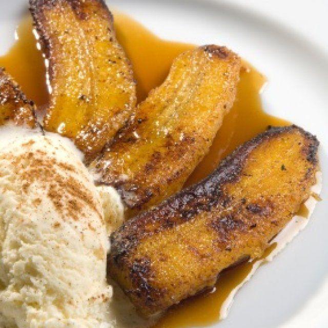 Foster Bananas (Platanos Flameados)