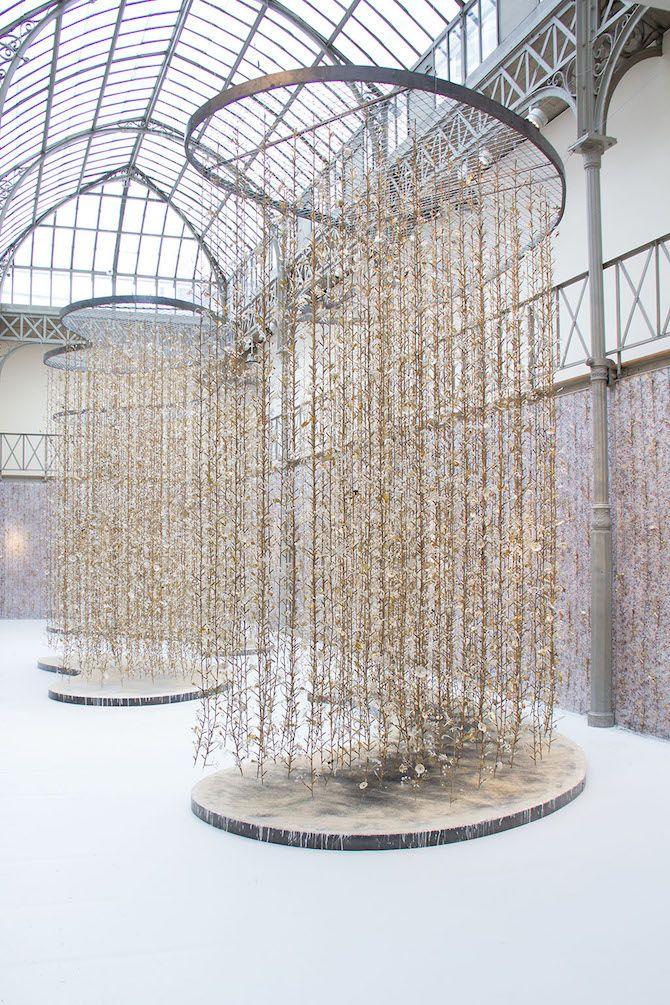A Hanging Garden Installation By Kris Ruhs – iGNANT.de