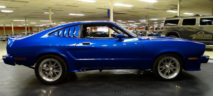 Ford Mustang Ii >> AWESOME 1978 FORD MUSTANG II KING COBRA | Me gustas