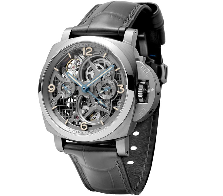 ByMeor Amri Meor Ayob One of the latest output from Officine Penerai, the Lo Scienziato Luminor 1950 Tourbillon GMT Titanio, is art in mechanical form. The watch is a skeletonized tourbillon GMT, a tribute to Galileo Galilei, the Tuscan scientist that revealed that the Earth rotates around the Sun, rather than the other way around. …