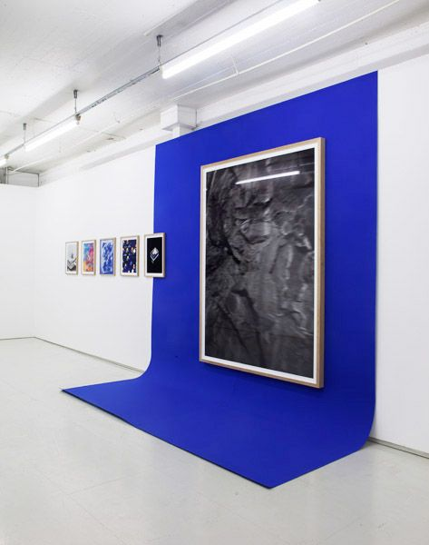 Johan Rosenmunthe with the solo-exhibition titled Silent Counts at MELK