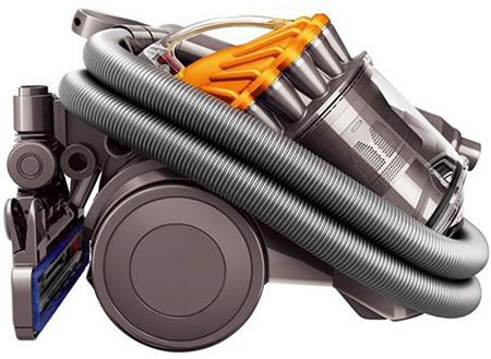 I <3 my cat but the pet hair drives me crazy. This Dyson Animal DC23 vacuum cleaner claims to solve all my problems. I'm sold.