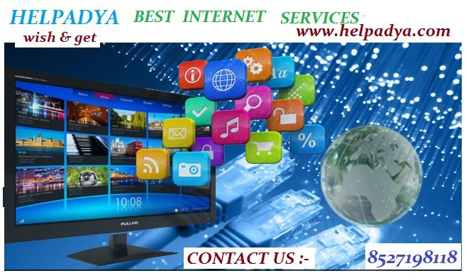 Help Adyais one of the mainly acceptedPosting free Ads on Internet Service in Delhi, India. Help Adya offer free advertising service with wide range of categories in Internet like list of internet in Delhi, internet service providers in Delhi & much more. For more information please visit our website www.helpadya.com or call at 8527198118.