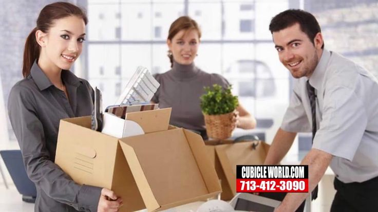 OFFICE MOVING SERVICES - WHAT TO LOOK FOR. Cubicle World offers quality services when it comes to commercial office moving services, including breakdown and installation of furniture and other related services.  Moving from one office to another requires that you hire moving professionals. An office moving consultant can do much more than pack your computers, servers, telecom equipment and furniture – they can ensure that you complete your move within the budget you've established and in a…