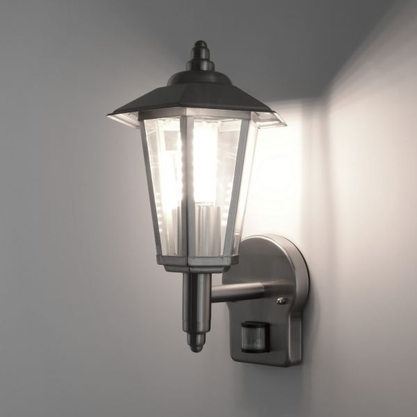 wandleuchte aus edelstahl bm 601a1 au enlampe. Black Bedroom Furniture Sets. Home Design Ideas